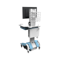 MD 6 chariot medical autonome ecran PC back