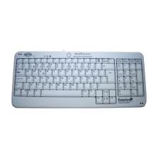 clavier medical 105 touches etanche ip65 indicateur alerte de