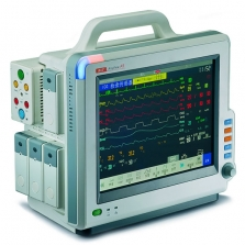 moniteur anyview a5 patient multiparametrique ecran 12 1 tactile