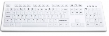 clavier medical sans fil ip68
