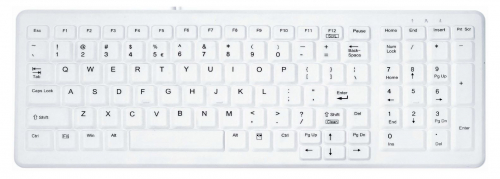 clavier compact medical 103t