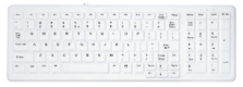 clavier medical sans fil 103 104 touches etanche ip65 membrane silicone detachable
